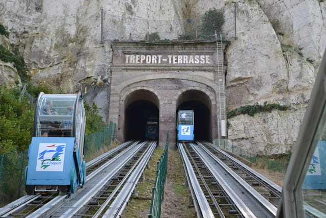 funiculaire du Treport