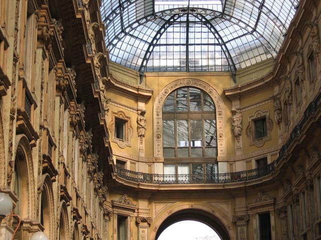 Galerie Emmanuel II Milan
