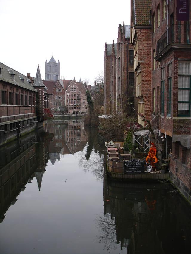 Gand Venise du Nord