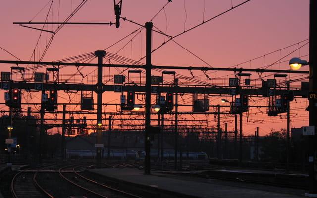 Gare de Dijon Ville