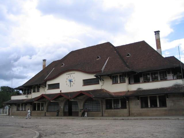 Gare de fianarantsoa