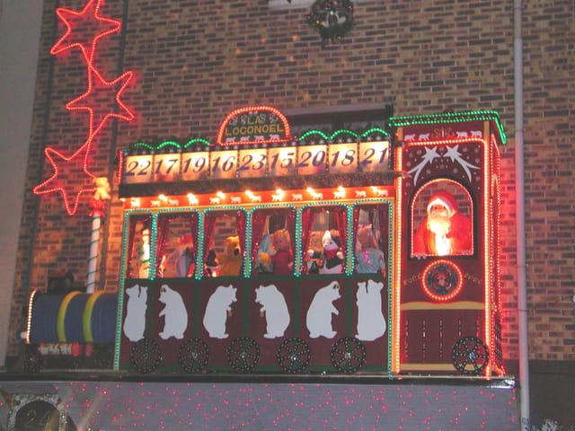 Gare du père Noël