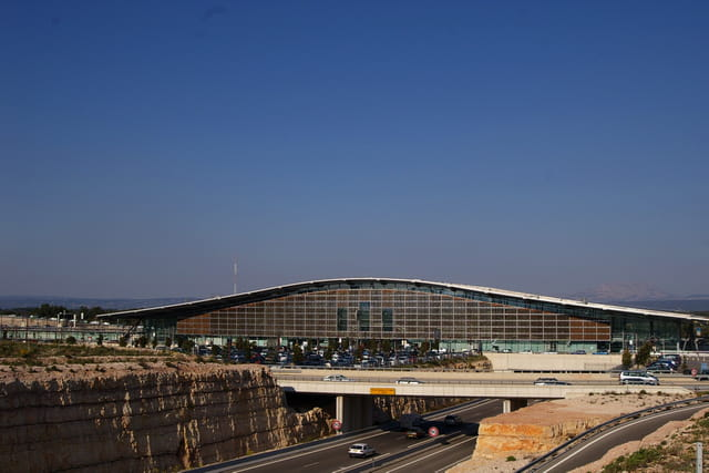 Gare tgv d'Aix-en-provence