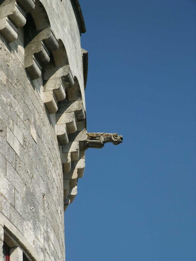 Gargouille de la Rochelle