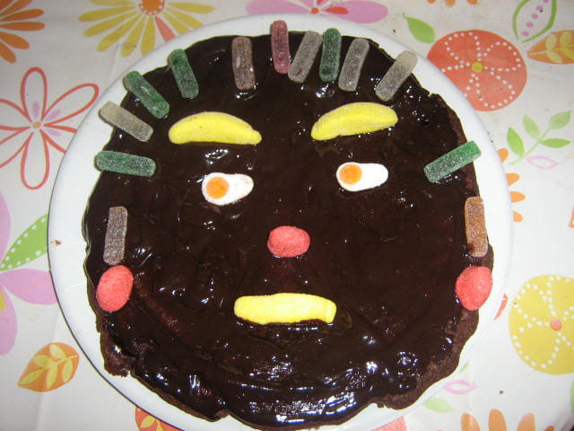 Gâteau d'anniversaire d'Arnaud