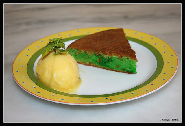Gâteau de Hulk