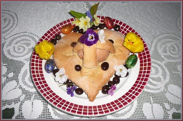 Gâteau de Pâques : Campanare