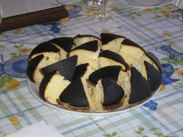 Gâteau fromager