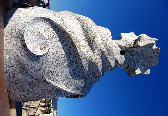 Gaudi Design Art Nouveau
