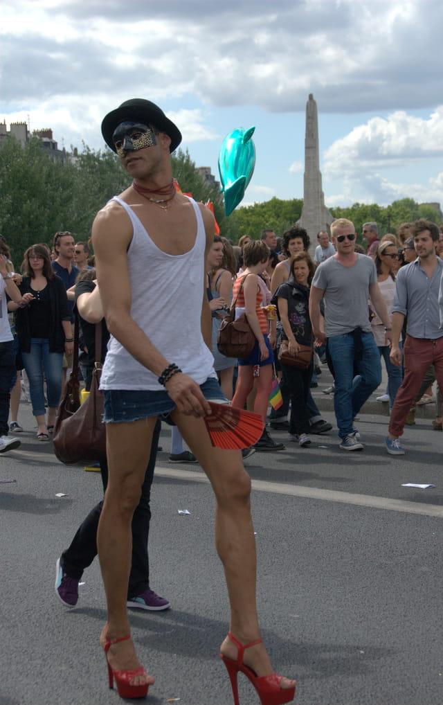 gay pride rencontre à Saint Herblain