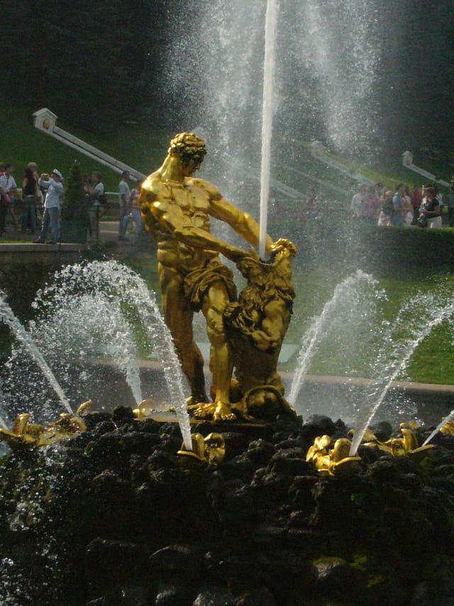Géant d'or