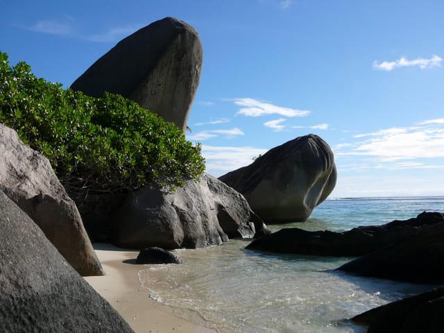 Géants de granit