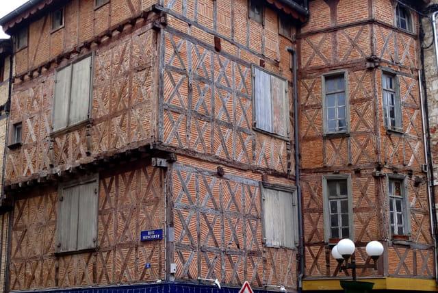 Géométrie de façade