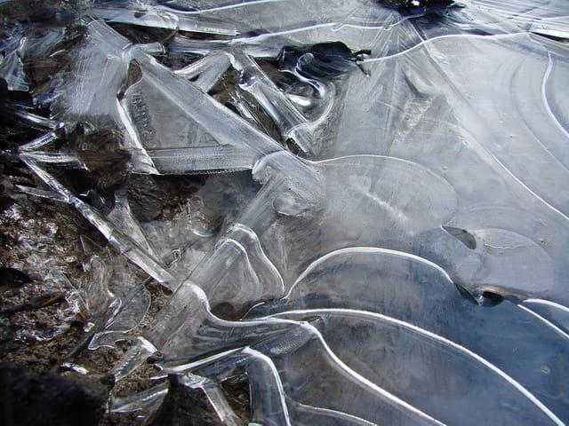 Géométrie de glace