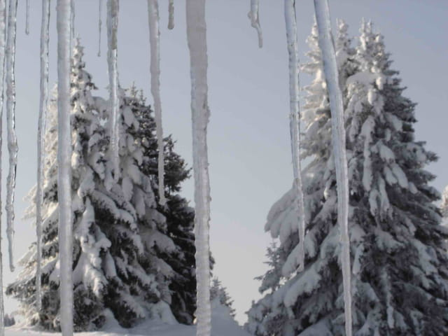 Glace et neige