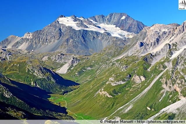 Glacier de Gébroulaz (Vanoise)