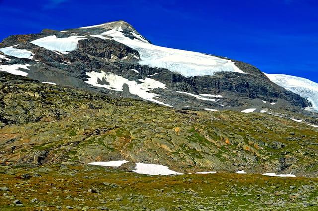 Glacier du Dôme de Chasseforêt