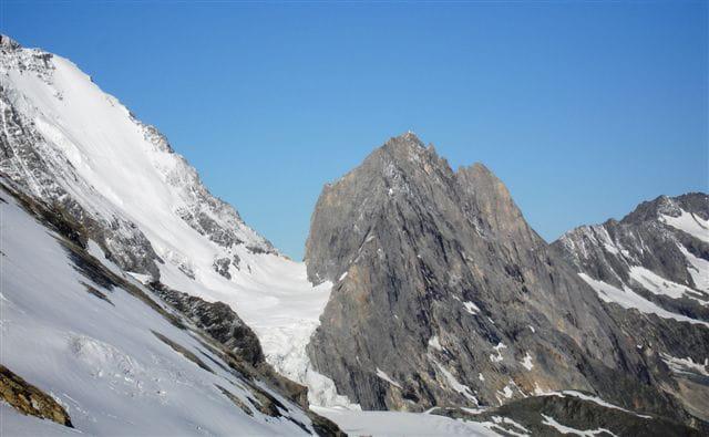 Glacier Grande Motte