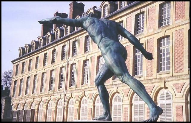 Gladiateur borghese (bronze)