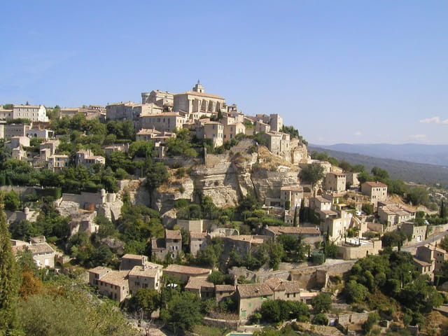 Gordes, village provençal