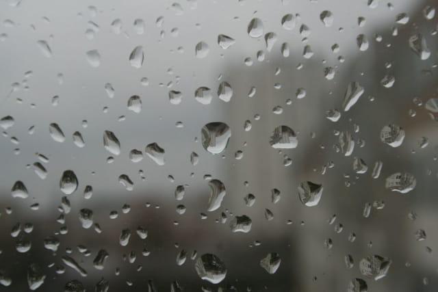 Gouttes de pluies