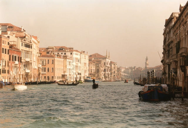 Grand Canal Venise.