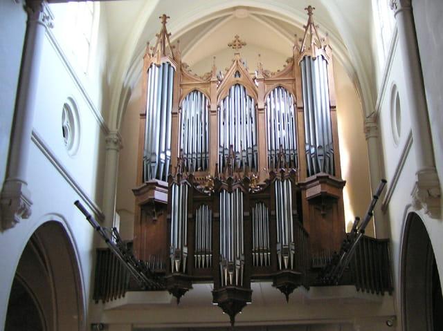 Grand orgue chatou