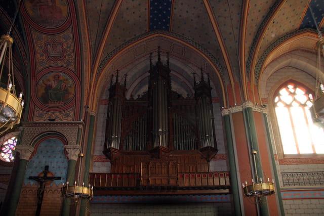 Grand orgue de la cathédrale
