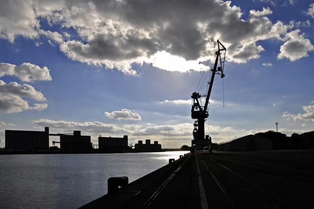 Grand port maritime de rouen par pierre coquil sur l 39 internaute - Grand port maritime de rouen ...