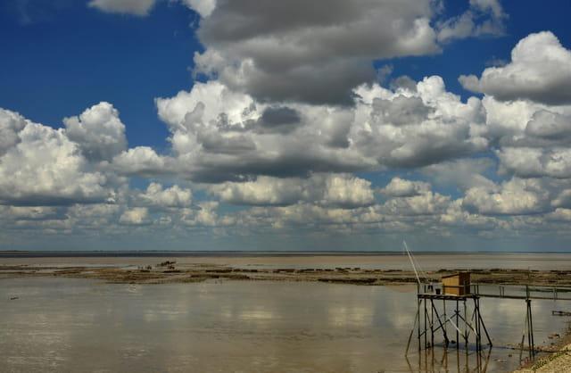 grande marée de cumulus...