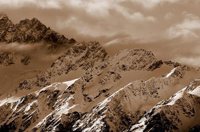 Grandeur de la montagne