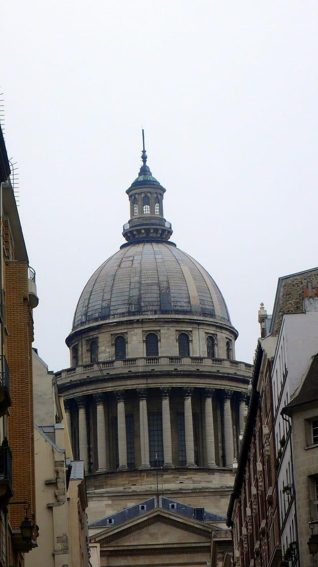 Grandiose ,  Dôme du Panthéon