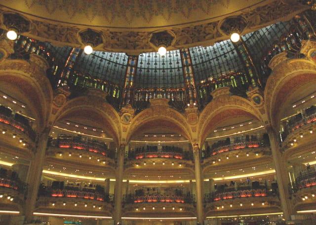 Grands magasins Galeries Lafayette
