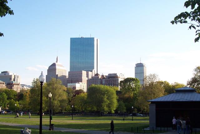 Gratte-ciel de boston