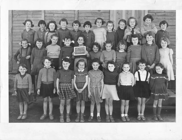 Groupe  1954 1955