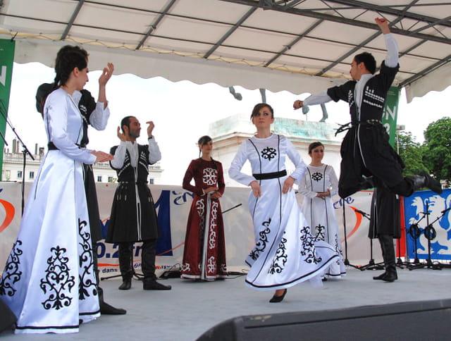 Groupe folklorique de la mer noire