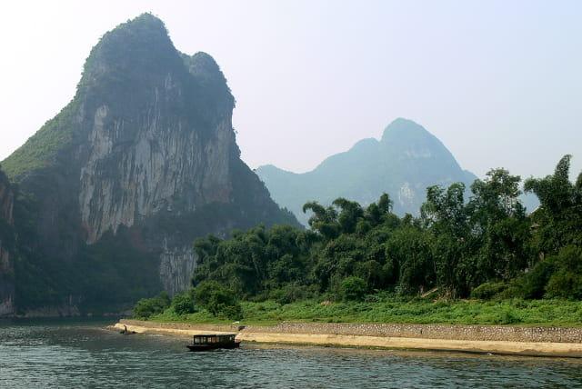 Guilin-rivière li 1