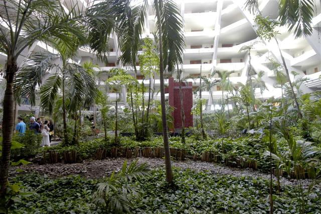 Hall d'hotel