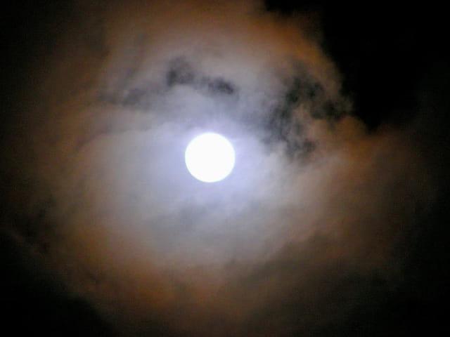 Halo de lune 2.