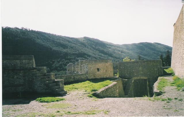 Haut Citadelle de Sisteron