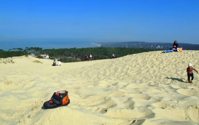 Haut de dune