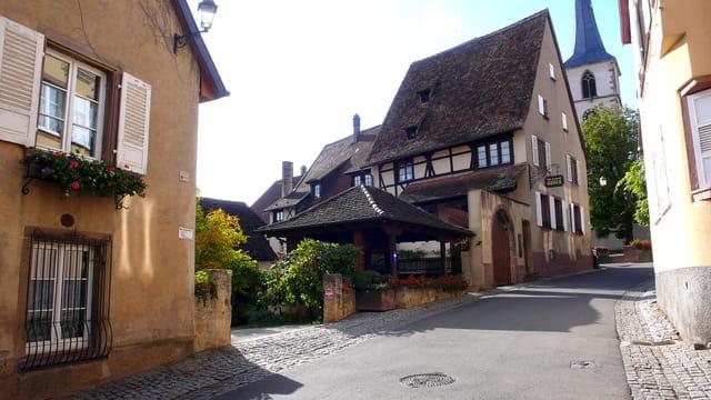 Haute maison alsacienne
