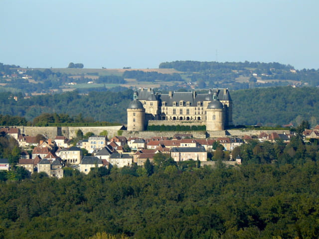 Hautefort le Château