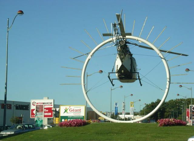 Hélicoptère urbain