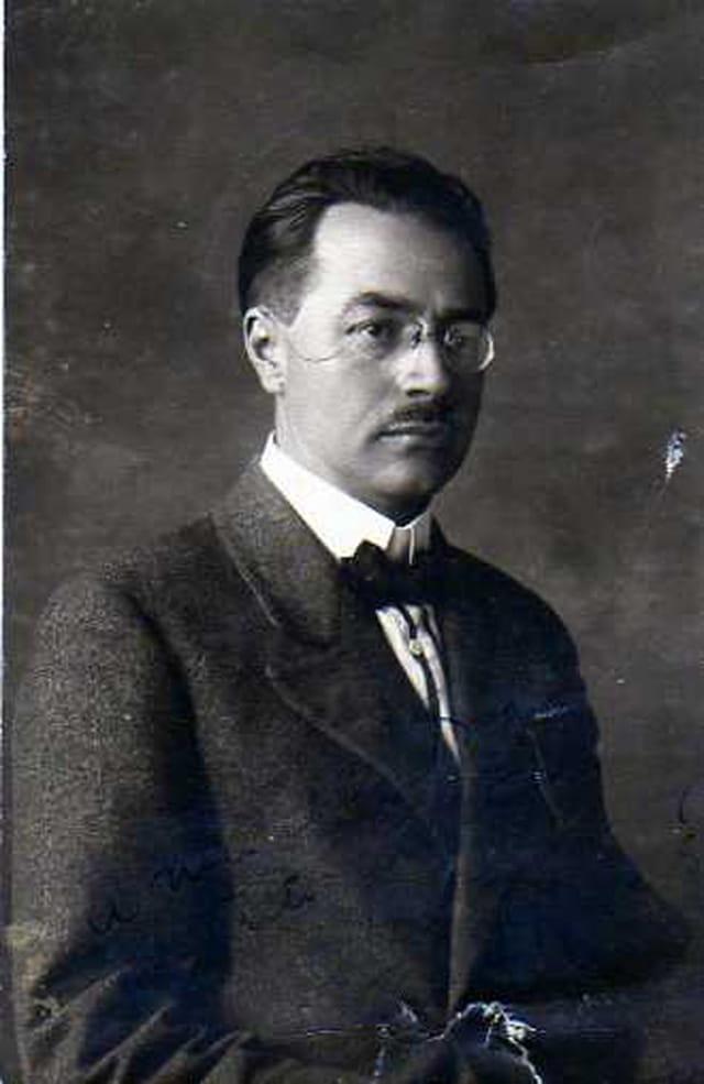 Hippolyte, l'arrière grand oncle