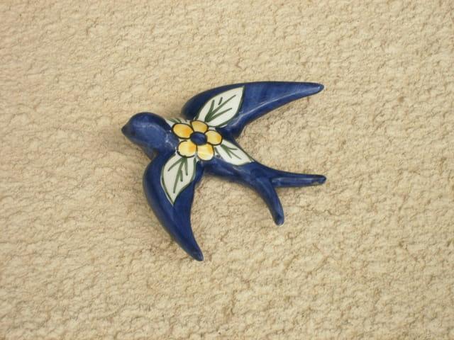 Hirondelle bleue