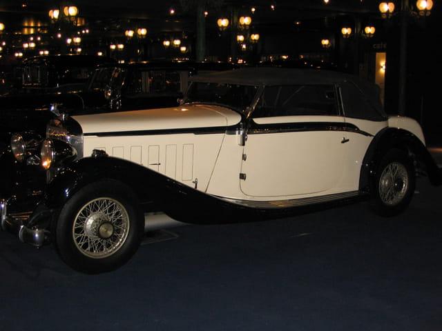 Hispano-Suiza K6 cabriolet 1932