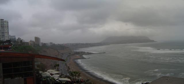 Hiver austral à Lima