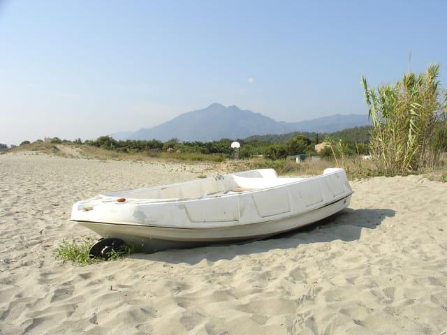Ho mon bateau