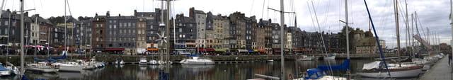 Honfleur - Le Port